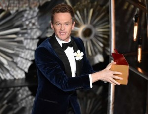 neil at oscars1